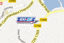 agences n location voiture corse