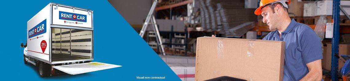 location de camion avec hayon petit camion avec plateau 20m3. Black Bedroom Furniture Sets. Home Design Ideas
